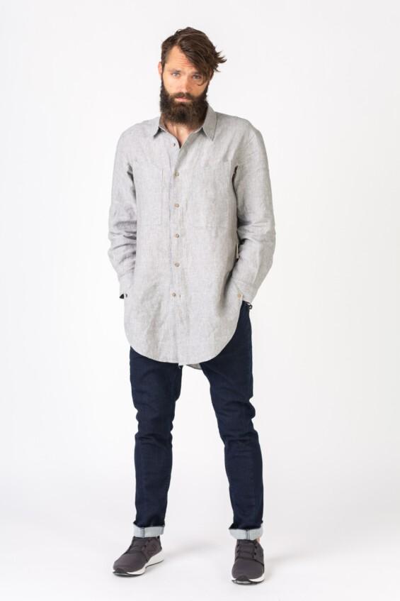"""Marškiniai """"Riki"""" Outlet  - 3"""