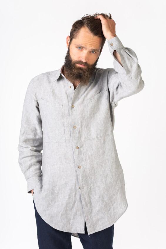 """Marškiniai """"Riki"""" Outlet  - 1"""