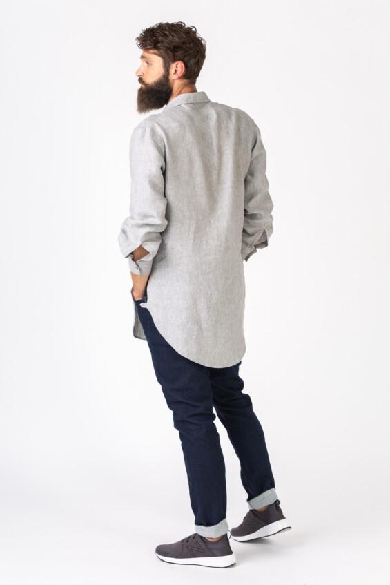 """Marškiniai """"Riki"""" Outlet  - 4"""