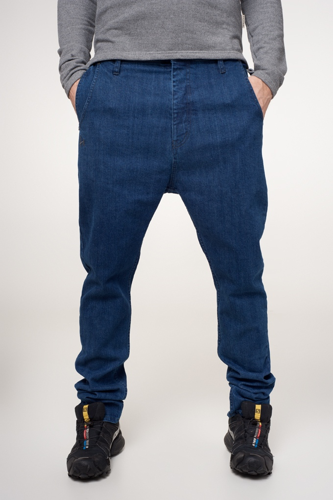 Urban jeans, retro blue -50%  - 1