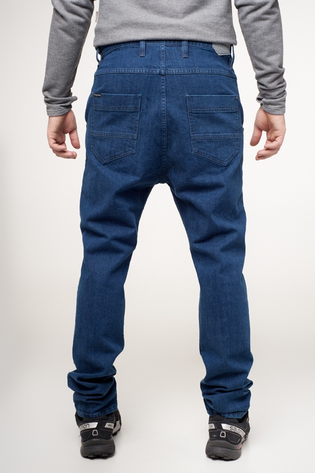 Urban jeans, retro blue -50%  - 2