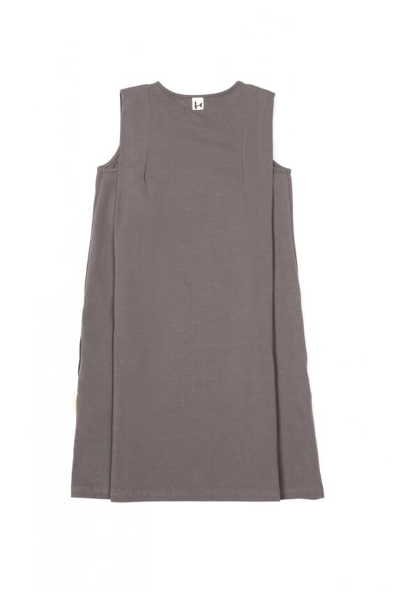 Suknelė su klostėmis -50%  - 4