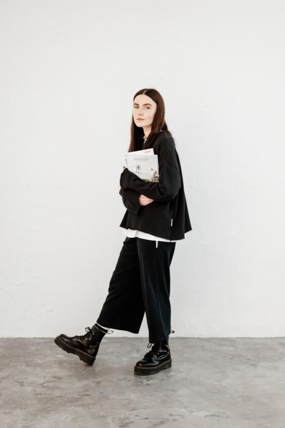 Culotte trouser FINAL SALE  - 8