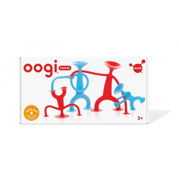 Oogi Family žmogeliukų šeimynėlė -20%  - 2