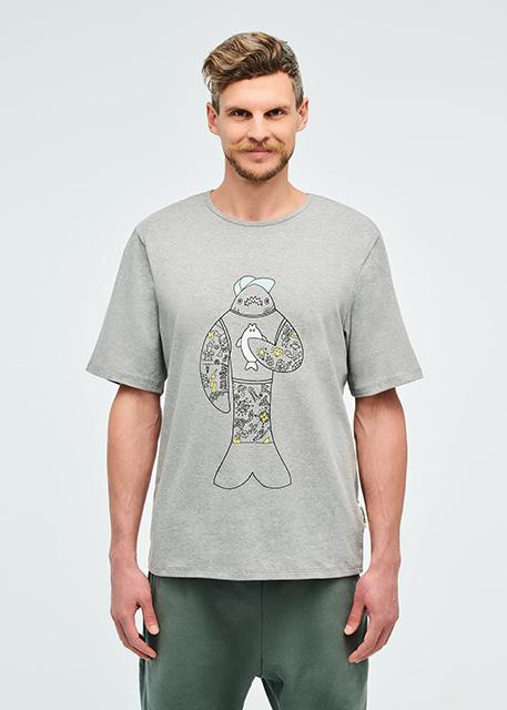 """Marškinėliai """"Ryklys"""" -30%  - 1"""