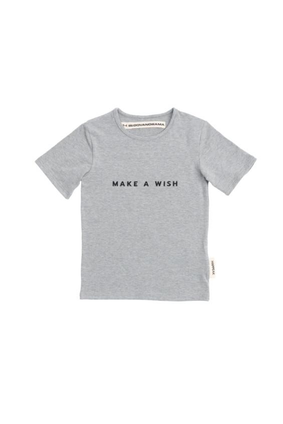 """Marškinėliai """"Make a wish"""" Naujienos!  - 1"""