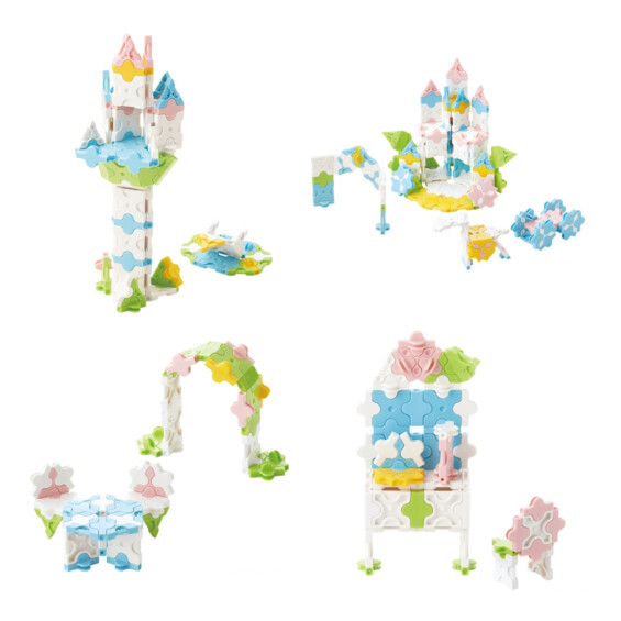 "Japoniškas konstruktorius LaQ ""Sweet Collection Princess Garden"" -20%  - 3"