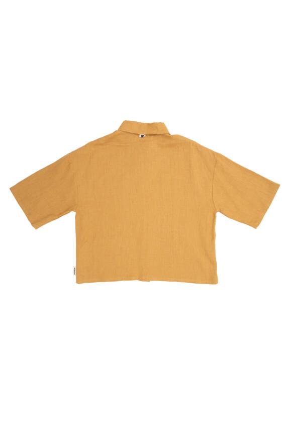 Moteriški lininiai marškiniai Marškinėliai  - 2